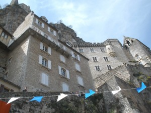 rocamadour buildings