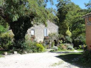 Blaye citadel cottage