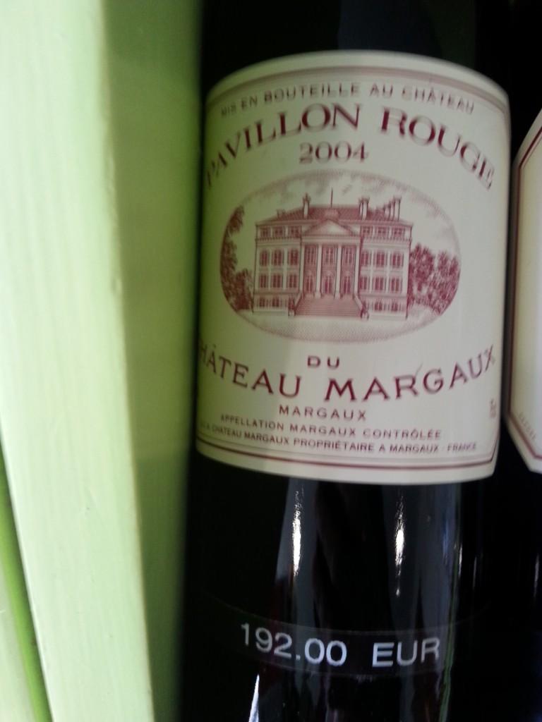 Chateau Margaux Pavilion Rouge 2004